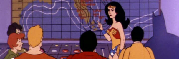 Wonder Woman's second career was as Weather Woman