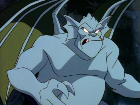 Broadway from Gargoyles