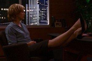 Felicity Huffman as Dana Whitaker.