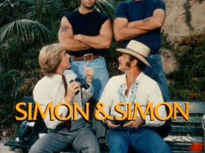 Simon & Simon titlecard