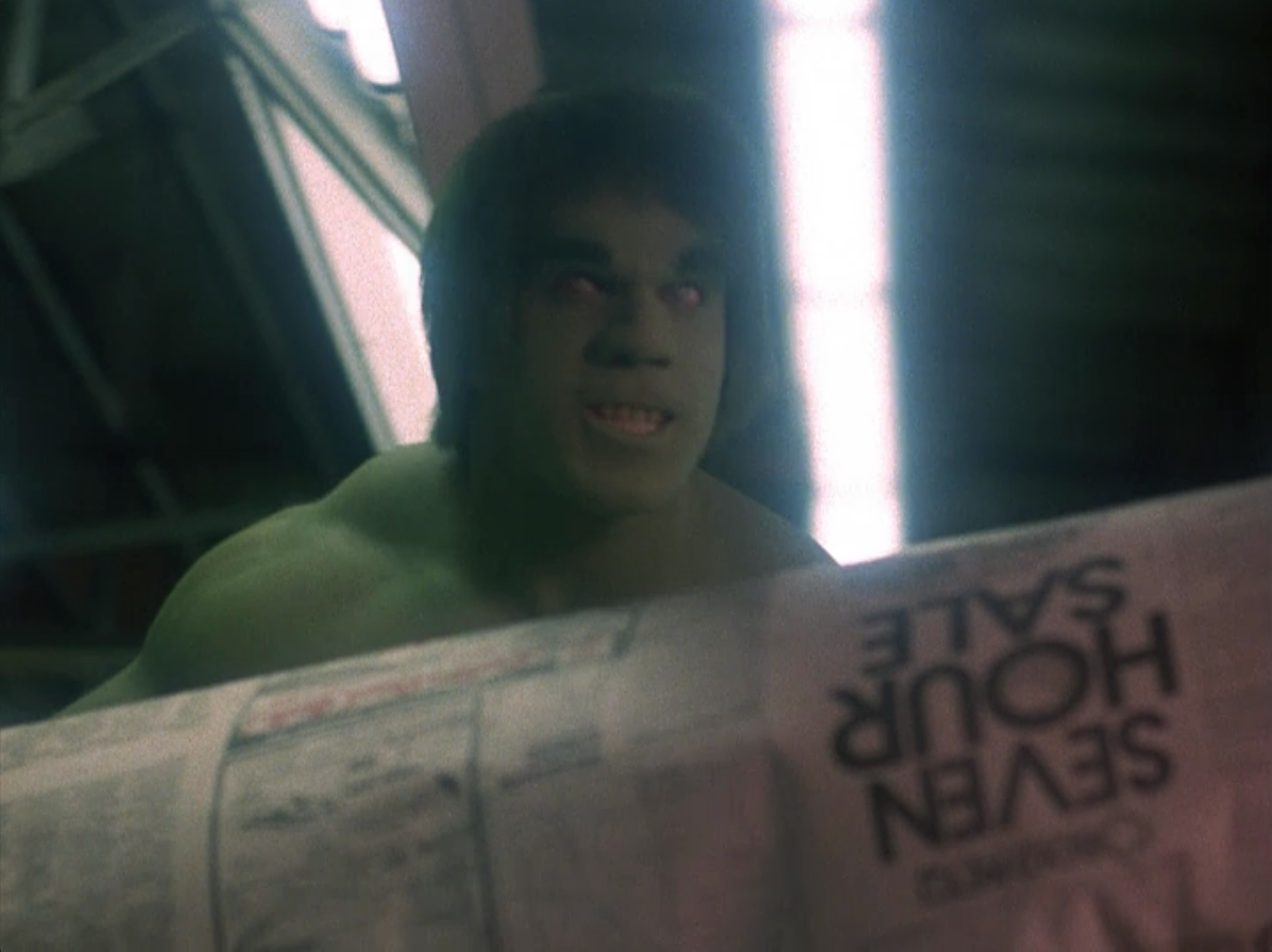 """Roundtable Review: The Incredible Hulk, """"Stop the Presses ..."""