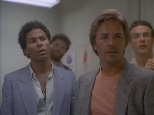 Philip Michael Thomas is sooo jealous of THE Don Johnson.