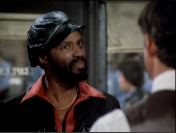 Don't mess with Neal Washington, or his beard.
