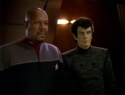 "Deep Space Nine, ""In The Pale Moonlight"""