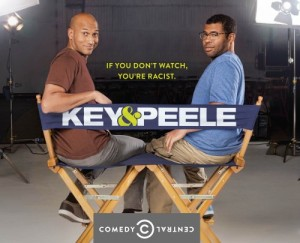 Promo Photo of Kegan Michael Key and Jordan Peele from Comedy Central's Key & Peele