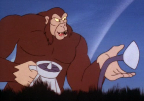 Gorilla Grodd in Challenge of the Super Friends