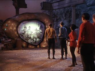 """Star Trek, """"The City on the Edge of Forever"""""""