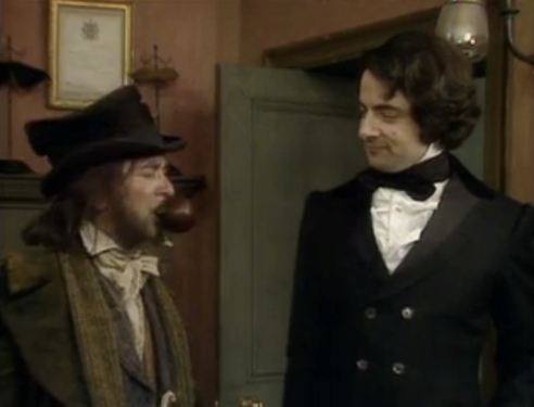 Blackadder_Baldrick_Pudding