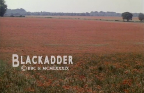 "Blackadder, ""Goodbyeee"""