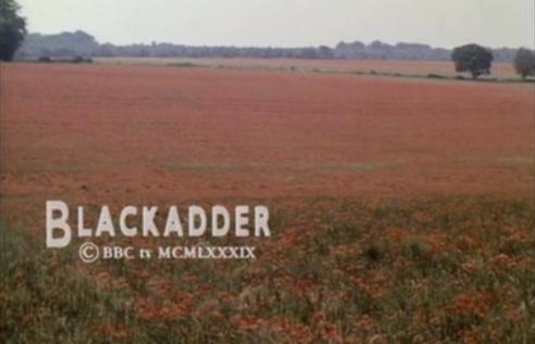 "Blackadder, ""Goodbyeee"""