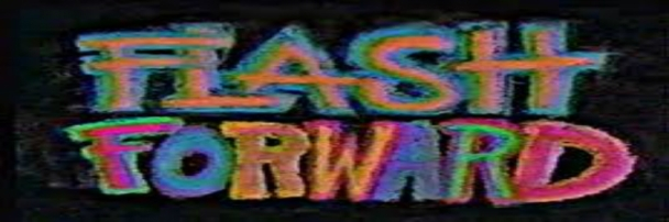 Flash Forward Title Card