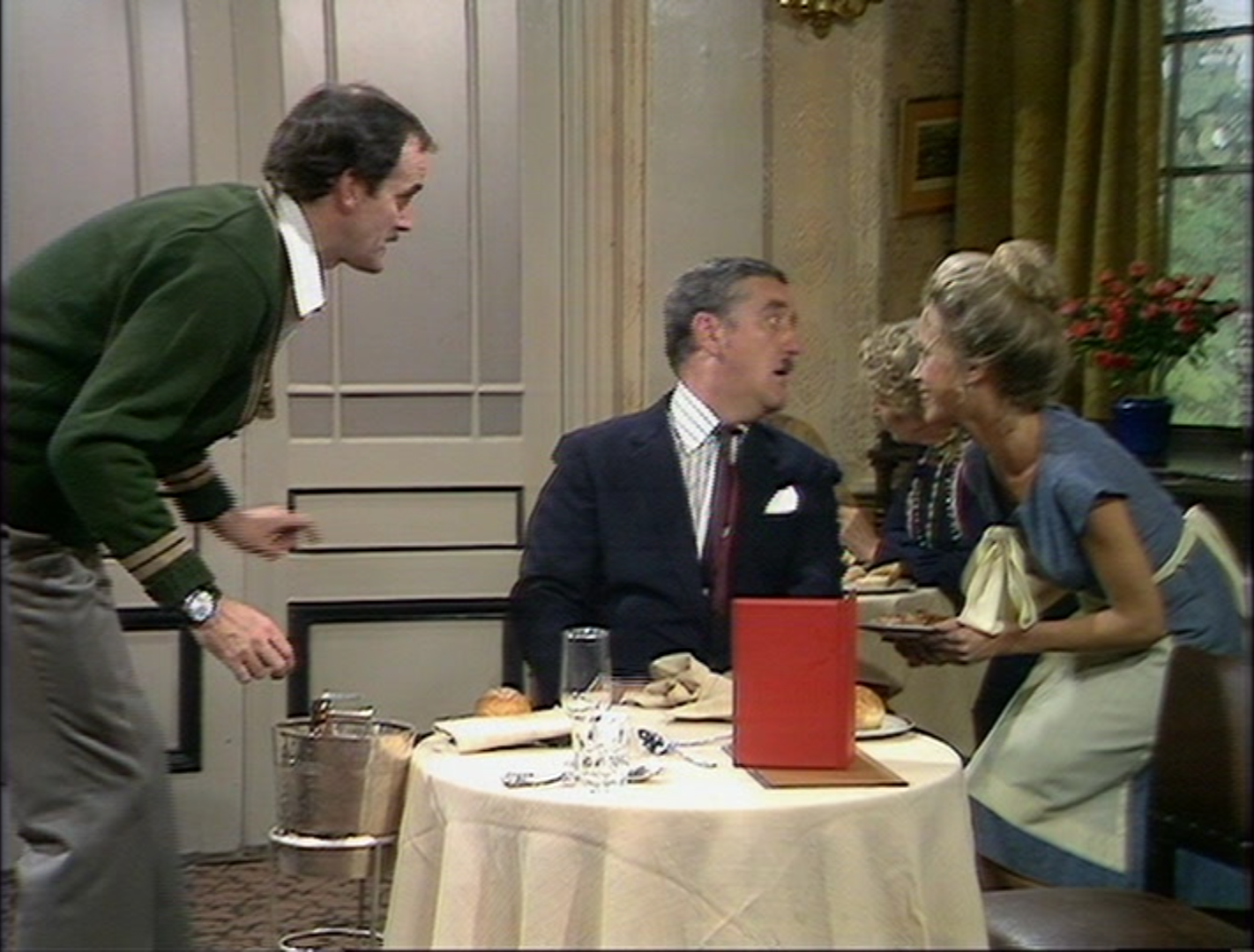 Review Fawlty Towers The Wedding Party And The Hotel