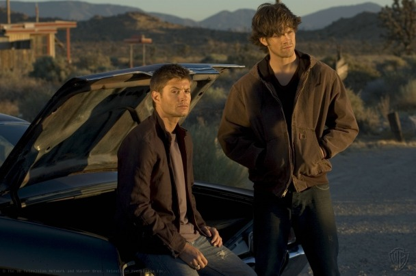 Supernatural S1 Promo Photo - Courtesy of The WB
