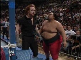 The Undertaker and Yokozuna, Royal Rumble 1994