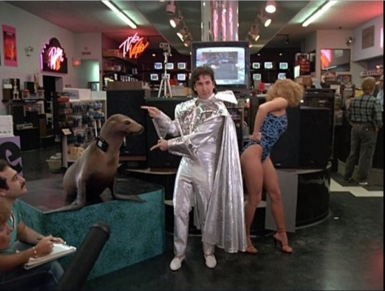 "Mark-Linn Baker in Miami Vice, ""Made for Each Other"""