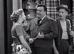 Alice, Ralph, and Ed on The Honeymooners