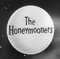 The Honeymooners titlecard