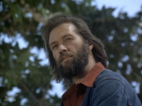 "Keith Carradine as Gideon in Night Gallery, ""The Phantom Farmhouse"""