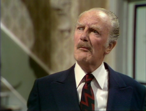 "Ballard Berkeley as Major Gowan in Fawlty Towers ""The Germans"""