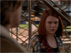 Claire Danes as Angela Chase, My So-Called Life