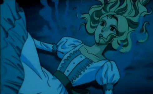 Miya-sama attempts to drown herself in Oniisama e...
