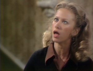 "Connie Booth as Polly Sherman in Fawlty Towers ""Gourmet Night"""