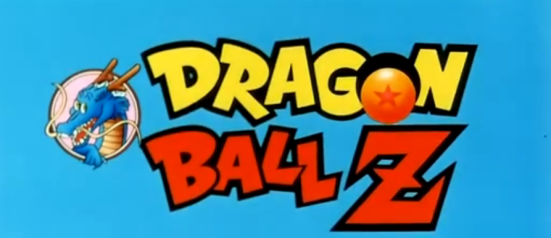 Dragon Ball Z title card of s1