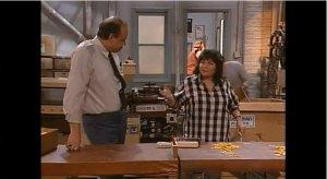 Roseanne Barr in Roseanne