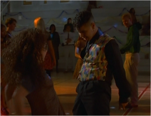Wilson Cruz as Rickie Vasquez in My So-Called Life