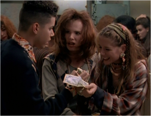 "Wilson Cruz, Devon Odessa, A.J. Langer in My So-Called Life, ""Other People's Mothers"""