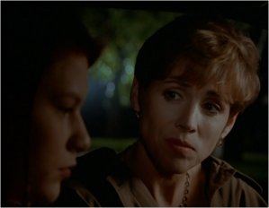 "Bess Armstrong as Patty Chase in My So-Called Life, ""Other People's Mothers."""