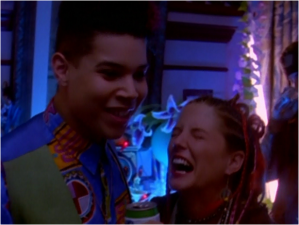 "Wilson Cruz, A.J. Langer in My So-Called Life, ""Other People's Mothers"""