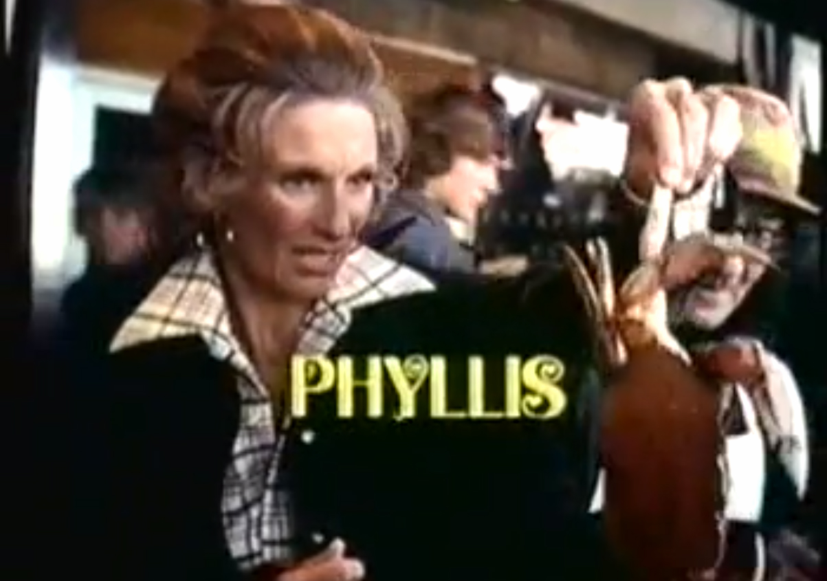 1970s Fun Flops: Phyllis | This Was Television