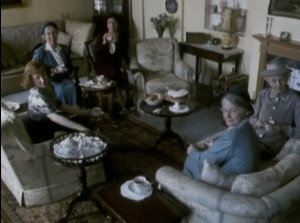 "Miss Marple, ""Murder at the Vicarage"""