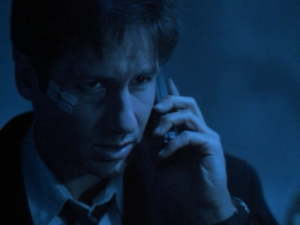 David Duchovny as Fox Mulder, The X-Files, Grotesque