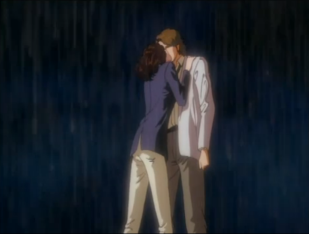 Kaoru kissing Henmi