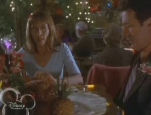 Molly and Garwin S-- I mean, Tad Raxall on a date