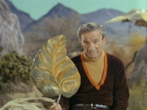 Jonathan Harris as Dr. Smith, Lost In Space