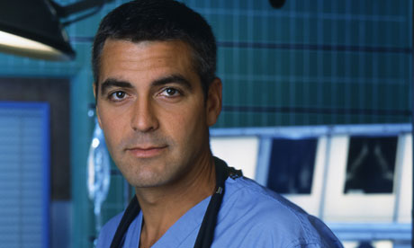 George Clooney as Doug Ross, E.R.