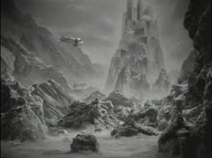 """Flash Gordon, """"Planet of Peril"""""""