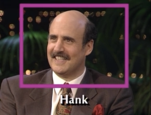 Jeffrey Tambor as Hank Kingsley, The Larry Sanders Show
