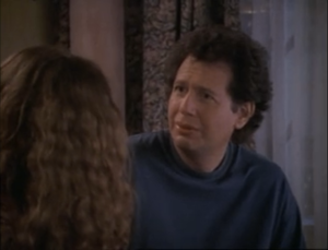 Garry Shandling as Larry Sanders, The Larry Sanders Show