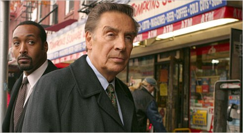 Jerry Orbach as Lennie Briscoe, Law and Order
