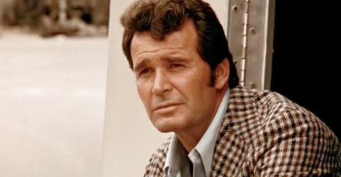 James Garner as Jim Rockford, The Rockford Files