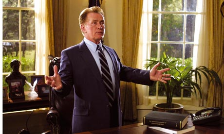Martin Sheen as Jed Bartlett, The West Wing