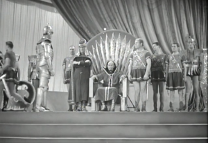 "Flash Gordon, ""Planet of Peril"""