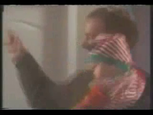 Baby Fi and Rick make up their own Christmas dance