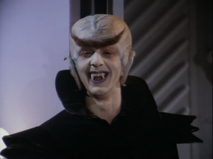 "Nicholas Hormann as the Vorvon, Buck Rogers in the 25th Century, ""Space Vampire"""