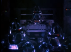"Cylons, Battlestar Galactica, ""The Long Patrol"""
