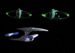 "Star Trek: The Next Generation, ""The Defector"""